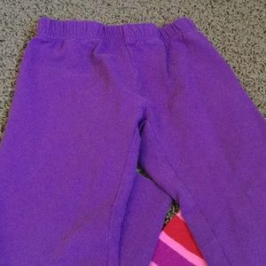 Lot of Hanna Andersson pants, shorts, 110